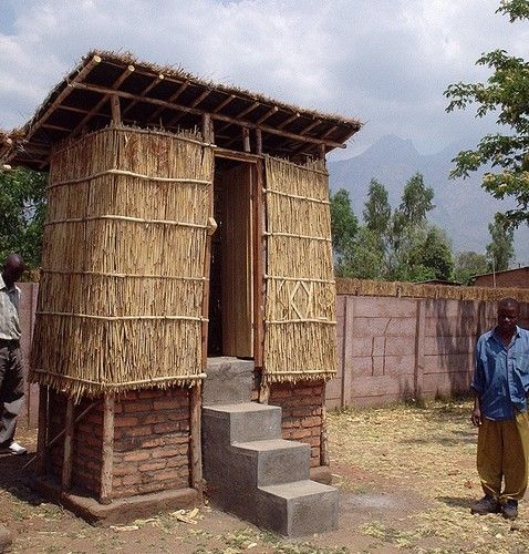 African toilets