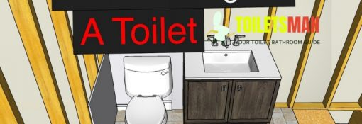 Toilet Rough-In and How to Measure Toilet Dimensions