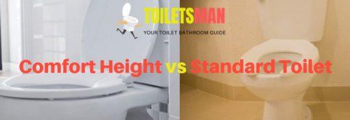 Comfort Height vs Standard Toilet – Pro, Cons, Installation