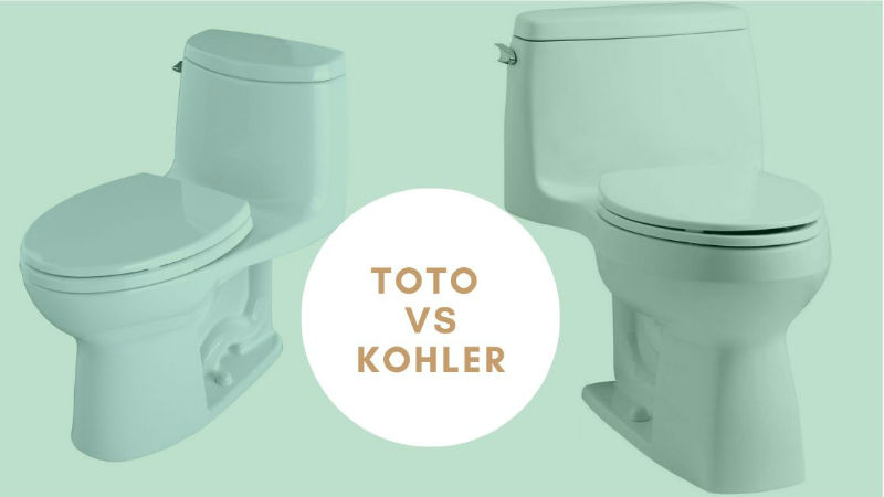 toto vs kohler toilet comparison