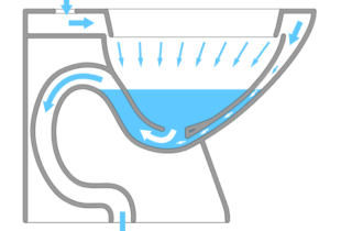 How to Clean a Toilet Siphon Jet, Step-by-Step